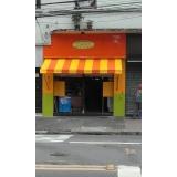 cobertura de policarbonato fixo preço Santana de Parnaíba