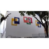 cobertura de policarbonato retrátil para loja Jardim Paulistano