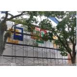 coberturas policarbonato automatizada Santo André