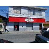 fachada acm branco Itaquera