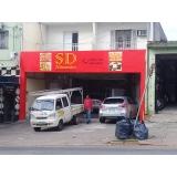 fachada de acm e acrílico Vila Dalila