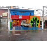 fachada de acm preto Ribeirão Pires