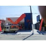 fachada de loja acm Campo Belo