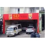 fachada moderna acm preço Capão Redondo