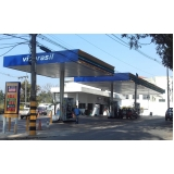 instalação de cobertura em alumínio para posto de gasolina Cupecê