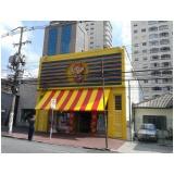 instalação de toldos em lona sintética para janelas Santana de Parnaíba