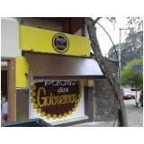 instalação de toldos personalizados para comércio Jardim São Paulo