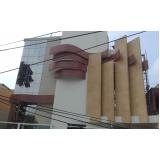 instalação de totens em acm luminosos Jaguaré