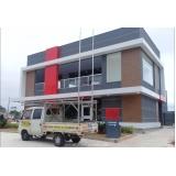 revestimento de fachada acm preço Grajau