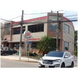 revestimento de fachada acm Campo Belo