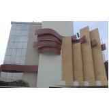 totens luminosos de fachada Cidade Dutra